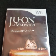 Videojuegos y Consolas: NINTENDO WII JU ON LA MALDICION. Lote 155829573