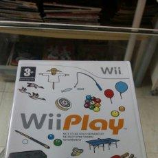Videojuegos y Consolas: WII PLAY. Lote 155951396