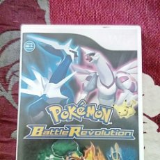 Videojuegos y Consolas: POKEMON BATTLE REVOLUTION WII. Lote 156958809