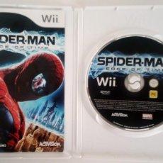 Videojuegos y Consolas: JUEGO SPIDER-MAN EDGE OF TIME PARA WII. Lote 157944530