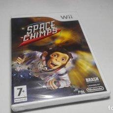 Videojuegos y Consolas: SPACE CHIMPS ( NINTENDO WII - WII U - PAL -UK) PRECINTADO!. Lote 158589558