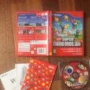 Videojuegos y Consolas: NEW SUPER MARIO BROS WII NINTENDO PAL ESPAÑA. Lote 160437364
