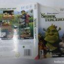 Videojuegos y Consolas: SHREK TERCERO (SOLO CARATULA ). Lote 160473994