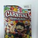 Videojuegos y Consolas: CARNIVAL JUEGOS DE FERIA (SOLO MANUAL DE INSTRUCCIONES). Lote 160477062