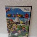 Videojuegos y Consolas: MARIO PARTY 8 WII NINTENDO +3.. Lote 160601648