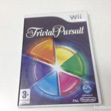 Videojuegos y Consolas: TRIVIAL PURSUIT. Lote 162310034