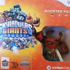 Videojuegos y Consolas: WII - SKYLANDERS GIANTS - BOOSTER PACK-NUEVO. Lote 163959354
