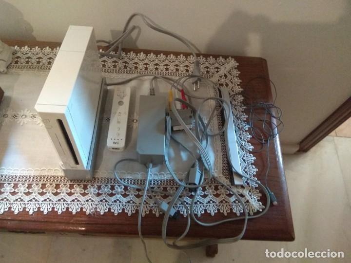 NINTENDO WII COMPLETA (Juguetes - Videojuegos y Consolas - Nintendo - Wii)