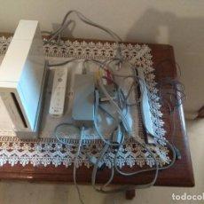 Videojuegos y Consolas: NINTENDO WII COMPLETA. Lote 165355234