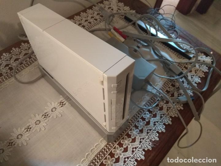 Videojuegos y Consolas: NINTENDO WII COMPLETA - Foto 3 - 165355234