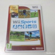 Videojuegos y Consolas: WII SPORTS. Lote 163963334