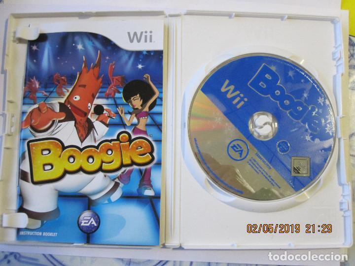 Videojuegos y Consolas: videojuego boogie para Nintendo Wii - Foto 2 - 166435178