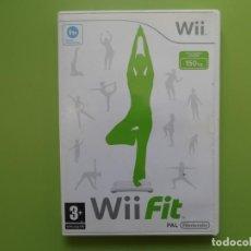 Videojuegos y Consolas: WII FIT WII. Lote 168660736
