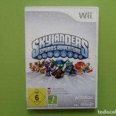 Videojuegos y Consolas: SKYLANDERS SPYROS ADVENTURE WII. Lote 168660852