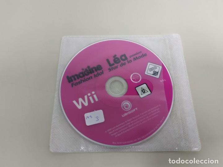 619- IMAGINE LEA PASSION FASHION IDOL STAR DE LA MODE NINTENDO WII VERSION PAL (Juguetes - Videojuegos y Consolas - Nintendo - Wii)