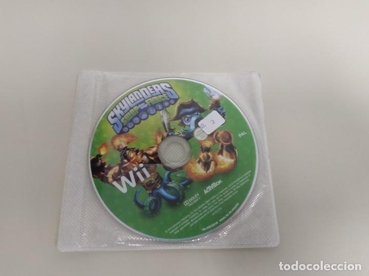 619- SKYLANDERS SWAP FORCE NINTENDO WII VERSION PAL (Juguetes - Videojuegos y Consolas - Nintendo - Wii)