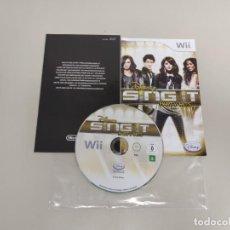 Videojuegos y Consolas: 619- DISNEY SING IT PARTY HITS NINTENDO WII VERSION PAL DISCO COMO NUEVO . Lote 169429672