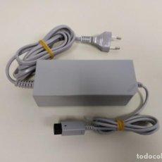 Videojuegos y Consolas: 619- WII POWER SUPPLY RVL 002 EUR 230 V /12 V ORIGINAL NINTENDO Nº8. Lote 169439096