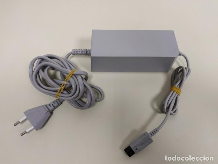 619- 25% DTO EN TODA LA TIENDA VISITA WII POWER SUPPLY RVL 002 EUR 230 V /12 V ORIGINAL NINTENDO Nº7 (Juguetes - Videojuegos y Consolas - Nintendo - Wii)