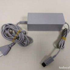 Videojuegos y Consolas: 619- 25% DTO EN TODA LA TIENDA VISITA WII POWER SUPPLY RVL 002 EUR 230 V /12 V ORIGINAL NINTENDO Nº7. Lote 169439420