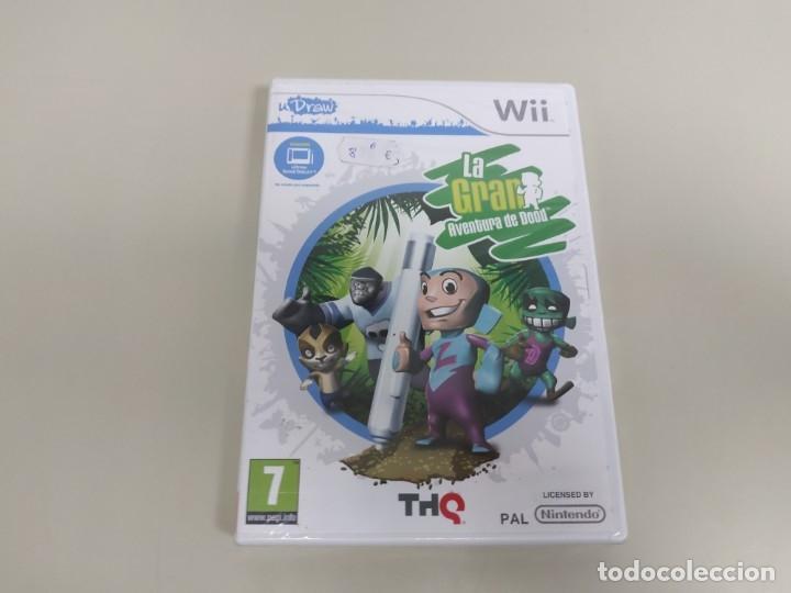 J6- LA GRAN AVENTURA DE DOOD VERSION ESPAÑA NINTENDO WII NUEVO PRECINTADO (Juguetes - Videojuegos y Consolas - Nintendo - Wii)