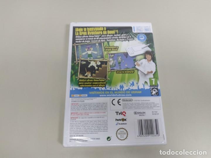Videojuegos y Consolas: J6- LA GRAN AVENTURA DE DOOD VERSION ESPAÑA NINTENDO WII NUEVO PRECINTADO - Foto 2 - 169579380