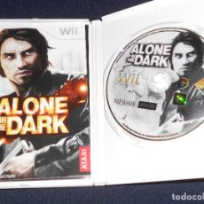 Jeux Vidéo et Consoles: ALONE IN THE DARK NINTENDO WII. Lote 169866324