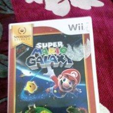 Videojuegos y Consolas: SUPER MARIO GALAXY WII. Lote 169972345