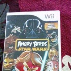 Videojuegos y Consolas: ANGRY BIRDS STAR WARS WII. Lote 169972989