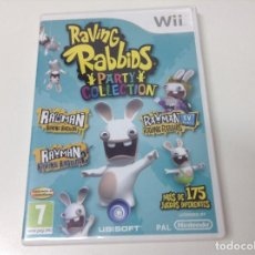 Videojuegos y Consolas: RAVING RABBIDS PARTY COLLECTION. Lote 170122076