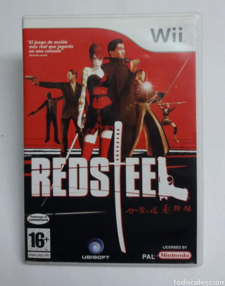 JUEGO WII REDSTEEL (Juguetes - Videojuegos y Consolas - Nintendo - Wii)