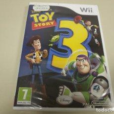 Videojuegos y Consolas: JJ-TOY STORY 3 WII VERSION ESPAÑA PRECINTADO PROCEDE STOCK . Lote 171114962
