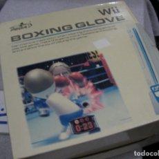 Videojuegos y Consolas: GUANTES BOXEO PARA WII NUEVOS EN SU CAJA SIN USAR. Lote 171712218