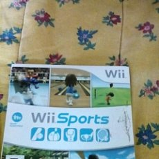 Videojuegos y Consolas: WII SPORTS WII. Lote 172784020