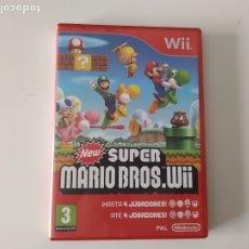 Videojuegos y Consolas: JUEGO SUPER MARIO BROS. WII - NINTENDO WII. Lote 174180402