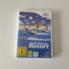 Videojuegos y Consolas: JUEGO WII SPORT RESORT - NINTENDO WII. Lote 174180838