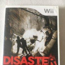 Videojuegos y Consolas: JUEGO NINTENDO WII - DISASTER DAY OF CRISIS - COMPLETO PAL UK. Lote 174276140