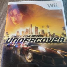Videojuegos y Consolas: NEED FOR SPEED UNDERCOVER WII PAL COMPLETO. Lote 174498489