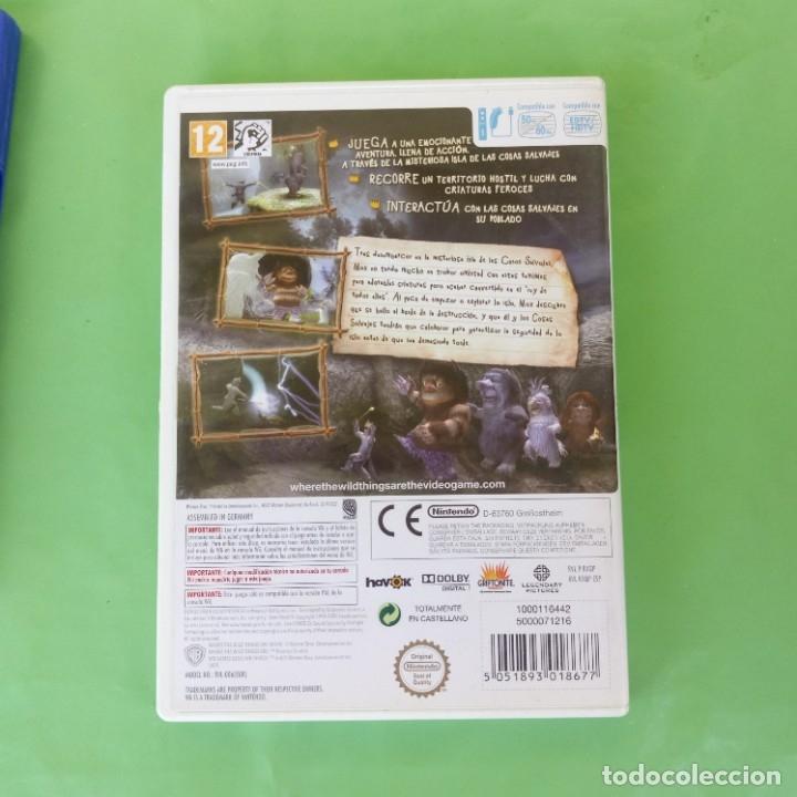 Videojuegos y Consolas: donde viven los monstruos wii - Foto 2 - 175576197