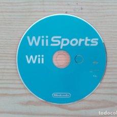 Videojuegos y Consolas: WII SPORTS - NINTENDO WII - SOLO JUEGO. Lote 175621717