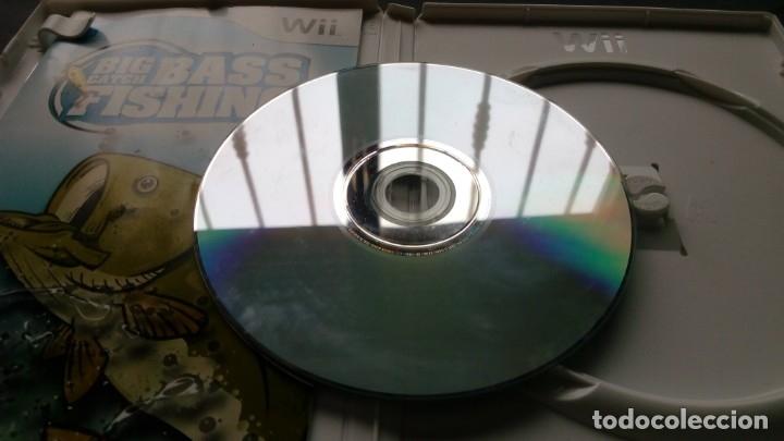 Videojuegos y Consolas: Juego Big catch bass fishing Nintendo wii no GameCube no DS - Foto 3 - 176169215