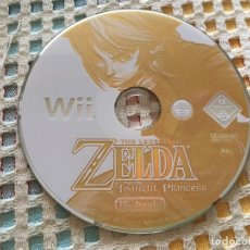 Videojuegos y Consolas: THE LEGEND OF ZELDA TWILIGHT PRINCESS NINTENDO WII KREATEN. Lote 177732518
