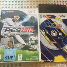 Videojuegos y Consolas: PES 2013 PRO EVOLUTION SOCCER 13 NINTENDO WII KREATEN. Lote 179090555