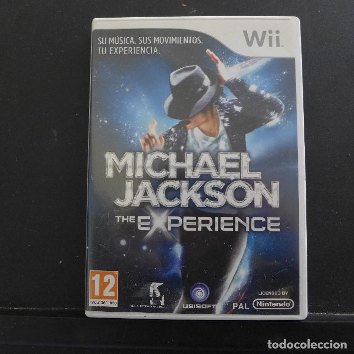 JUEGO PARA NINTENDO WII MICHAEL JACKSON THE EXPERIENCE (Juguetes - Videojuegos y Consolas - Nintendo - Wii)