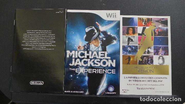 Videojuegos y Consolas: JUEGO PARA NINTENDO WII MICHAEL JACKSON THE EXPERIENCE - Foto 3 - 179198467