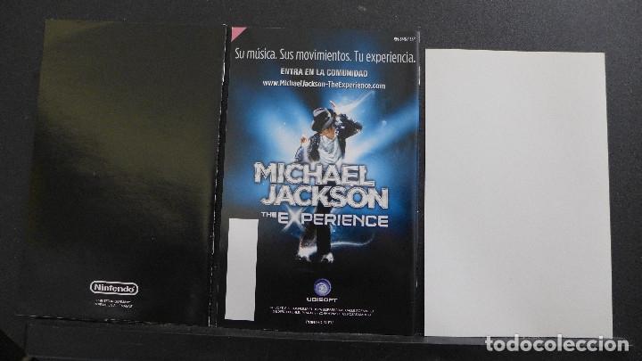 Videojuegos y Consolas: JUEGO PARA NINTENDO WII MICHAEL JACKSON THE EXPERIENCE - Foto 4 - 179198467