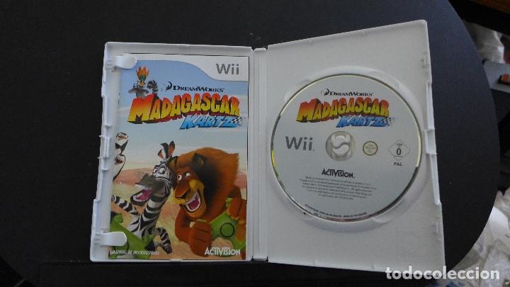 JUEGO PARA NINTENDO WII MADAGASCAR KARTZ (Juguetes - Videojuegos y Consolas - Nintendo - Wii)