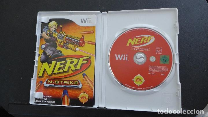 JUEGO PARA NINTENDO WII NERF N-STRIKE (Juguetes - Videojuegos y Consolas - Nintendo - Wii)