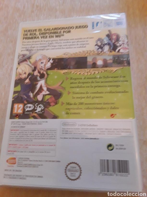 Videojuegos y Consolas: Tales Of Symphonia Wii Nintendo pal españa, precintado - Foto 2 - 179259482