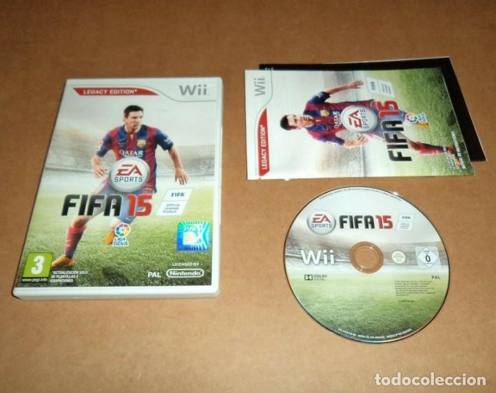 FIFA 15 PARA NINTENDO WII, PAL (Juguetes - Videojuegos y Consolas - Nintendo - Wii)